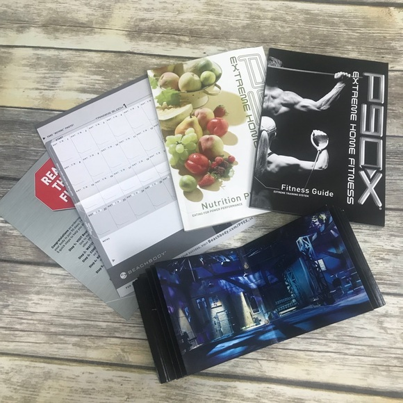 🎉SALE!!! P90X 12 Workouts + 2 bonus DVD's NEW!!! NWT